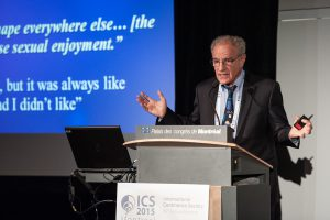Invited Faculty, 2015 ICS meeting, Montreal